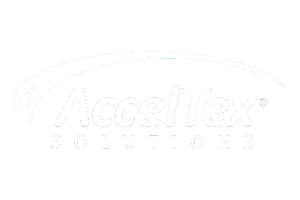 AccelTex Solutions IE Partner Logo